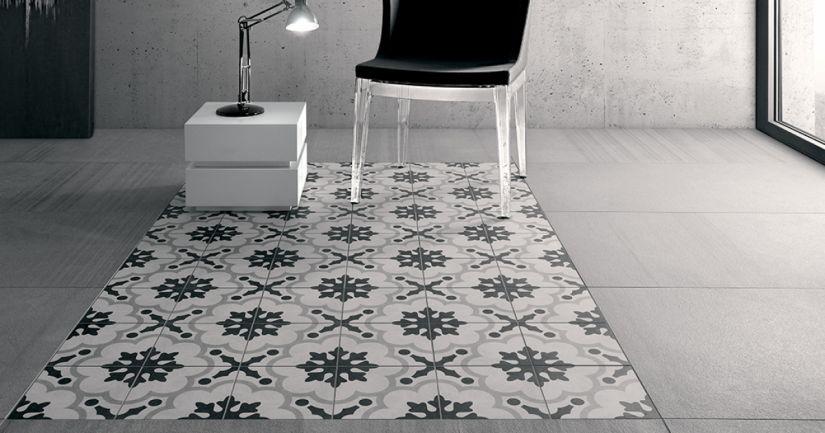 Cementine B Amp W 2 Premier Tile Gallery Ceramic Tiles